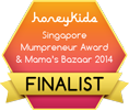 Singapore Mumpreneur Award 2014
