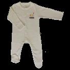 LBL01-N03-02 Organic FT Sleepsuit Bn 1001px