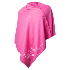 LBL02-C14-03-Little-by-Little-Organic-Cotton-Nursing-Poncho-Strawberry-Pink